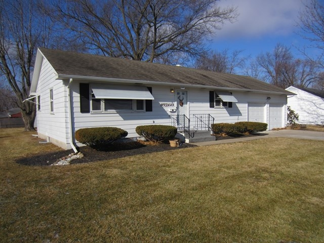 Real Estate Listing  1508 Downing Kirksville