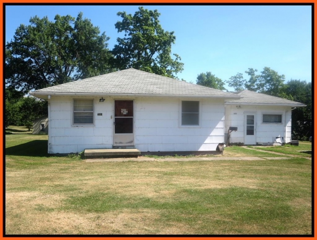 Real Estate Listing  602 Shelby Kirksville
