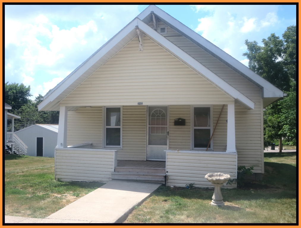Real Estate Listing  409 W Michigan Kirksville
