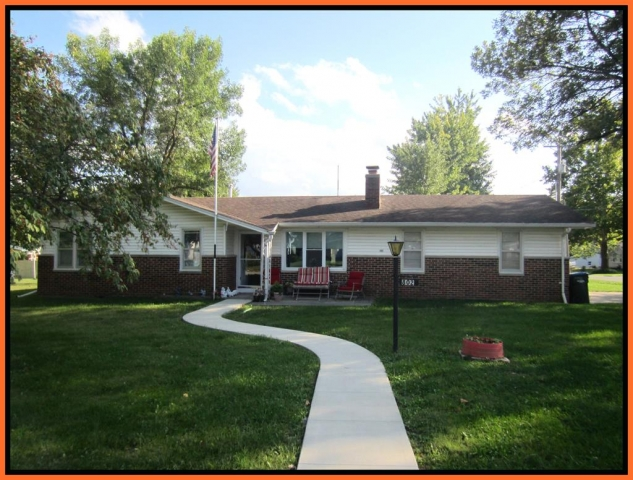Real Estate Listing  802 Rena St. Kirksville
